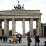 Braniborská brána v Berlíně