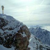 Zugspitze, nejvyšší hora Německa